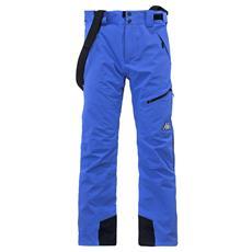 Pantaloni Uomo sportivi 6CENTO 622 Sci Size XXL Col. Azzurro ITALIA