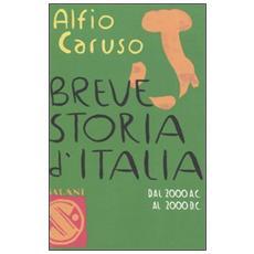 Breve storia d'Italia. Dal 2000 a. C. al 2000 d. C.