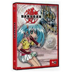 Dvd Bakugan - Stagione 02 #03