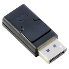 Adattatore dello schermo - DisplayPort (M) a HDMI (F) - 4.6 cm