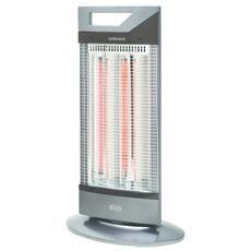 Ambient Stufa Elettrica Con Resistenza In Fibra Di Carbonio Potenza 1000 Watt