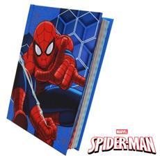 Spiderman Diario Scolastico 2015 - 2016 con Copertina Rigida