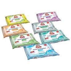 Salviette Detergenti All' Aloe 50 Pz. Da Bayer