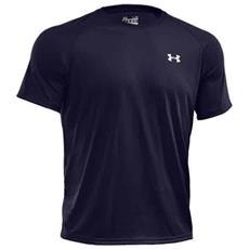 T-shirt Uomo Ua Tech Blu L