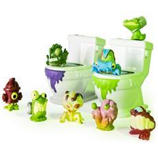 Flush Force Bizarre Bathroom Multicolore Ragazzo / Ragazza