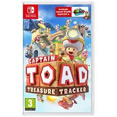NINTENDO - Captain Toad: Treasure Tracker - Day one: 13/07/18