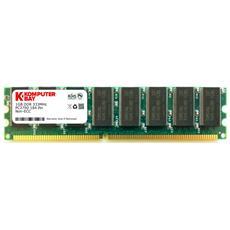 KB 1GB 333 DIMM LD, DDR, PC / server, 184-pin DIMM, 1 x 1 GB, PC-2700, DIMM