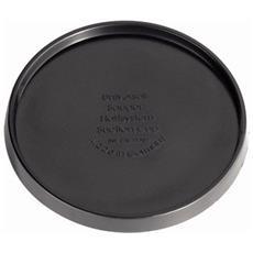 Adapter Plate for Suction Cup Bracket, 80 mm, self-adhesive Nero cavo di interfaccia e adattatore