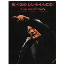 Dvd Jannacci Enzo - The Best Dvd (+cd)