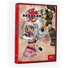 Dvd Bakugan - Stagione 02 #02