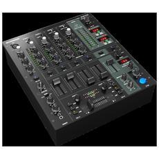 Bh Djx750 Mixer Per Dj 5ch Con Effetti Dig