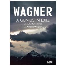 Dvd Wagner - Un Genio In Esilio