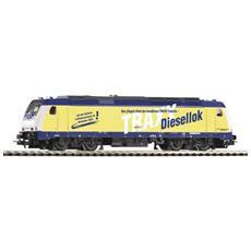 Locomotore Diesel Traxx P160 DE Bombardier