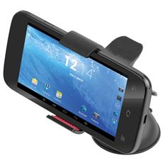 """Supporto ST 91 per Smartphone e Phablet da 6"""" - Nero"""