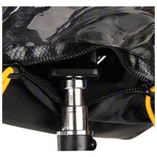 Custodia Subacquea per Fotocamera Nera 35 cm 17019