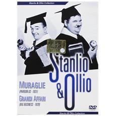 Stanlio & Ollio - Muraglie / Grandi Affari