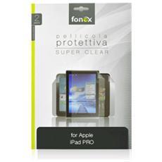 """Pellicola Protettiva Ultra Trasparente per iPad Pro 9.7"""" (2Pz)"""