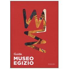 Guida Museo egizio di Torino. Ediz. inglese