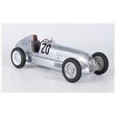 103 Mercedes W25 M. v. brauchitsch 1934 N. 20 1:18 Modellino