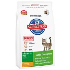 Alimento Per Gatto Science Plan Kitten Healthy Development Chicken 2kg