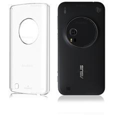 Cover Anukku® Ultra Fina Trasparente Morbida In Air Gel Per Asus Zenfone Zoom