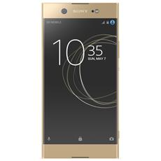 "Xperia XA1 Ultra Oro 32 GB 4G/LTE Display 6"" Full HD Slot Micro SD Fotocamera 23 Mpx Android Italia"
