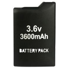 Psp 1000 Batteria 3600mah