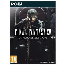 PC - Final Fantasy XV Windows Edition
