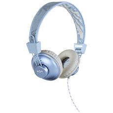 Cuffie On-Ear Positive Vibration con Cavo colore Azzurro