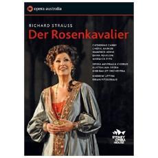 Dvd Strauss - Il Cavaliere Della Rosa