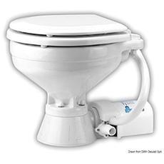 Toilet compact 24V