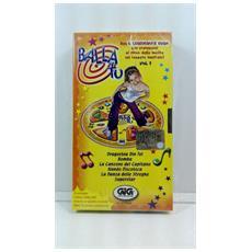 Videocassetta Vhs - Balla Tu Con Ben 6 Coreografie Guida Per Imparare A Ballare - Dragostea Din Tei - Bomba - La Canzone Del Capitano - Nando Discoteca - La Danza Delle Streghe - Superstar