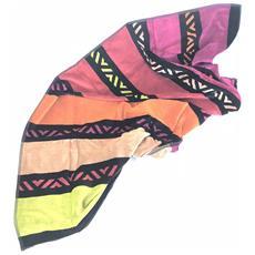 Asciugamano Telo Mare 100% Cotone Twisty Chic 95x175cm 5601693801759-349