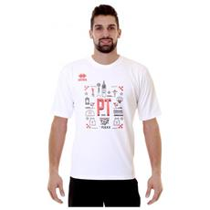 T-shirt Mc Ad The Flexx 17-18 01990 Pistoia Basket 2000 Official Product Taglia S