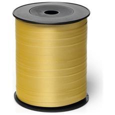 Nastro in Rocchetto per Regali Formato 10 mm x 250 m Oro