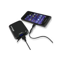 Pebble Verto Black - Batteria esterna portatile