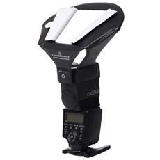 Rimbalzo per Modifica della Luce Nero LQ-122