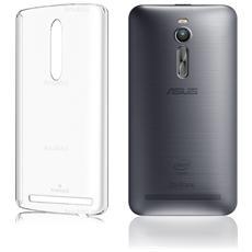 Cover Anukku® Ultra Fina Trasparente Morbida In Air Gel Per Asus Zenfone 2 5.5'' Ze551ml