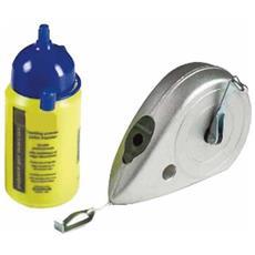Traccialinee Alluminio C/polvere 100