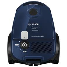 BZGL2B316 Aspirapolvere con Sacco Potenza 800 Watt