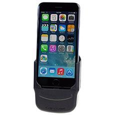 CMBS-313 Supporto Attivo da Auto per Apple iPhone 6 / 6S Nero