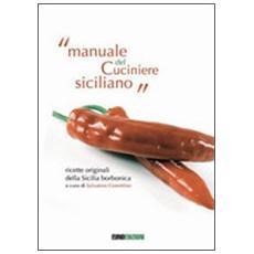 Il manuale del cuciniere siciliano