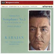 Sibelius - Symphony No. 5 - Karajan / Philharmonia Orchestra