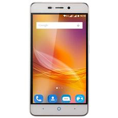 "Blade A452 Bianco 8 GB 4G/LTE Dual Sim Display 5"" HD Slot Micro SD Fotocamera 13 Mpx Android Italia"