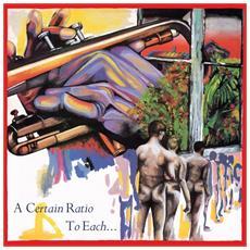 Certain Ratio (A) - To Each