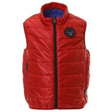 432fcea94a04 NAPAPIJRI - K Acalmar Vest 2 True Red Gilet Bambino Tg. Anni 4a