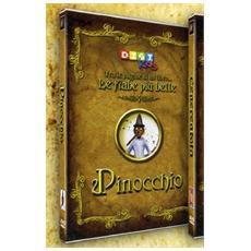 DVD 51344DS Pinocchio Le Fiabe Più Belle