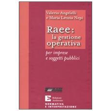 Raee: la gestione operativa per imprese e soggetti pubblici