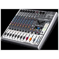 Bh X1222usb Mixer Xenyx Usb 16in 6in Mic Pre Fx