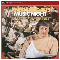 Andre Previn's Music Night- Previn / Lso